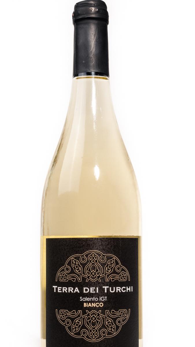vino bianco del Salento